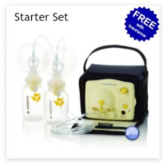 Pump In Style Advanced Breastpump Starter Set